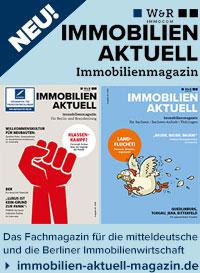 Immobilien Aktuell - das Immobilienmagazin mit Regionalausgaben für Berlin und Mitteldeutschland. Hier klicken!